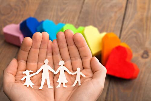 Familienstellen-Therapie